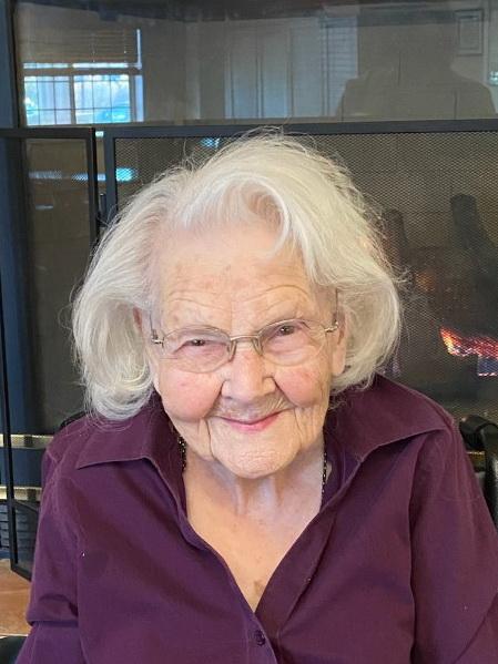 Lucille Honsinger Celebrates Her 106th Birthday!